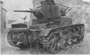T26 in Sesena